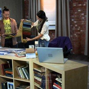 Руслан и Мария на телепередаче «Про декор» на ТНТ