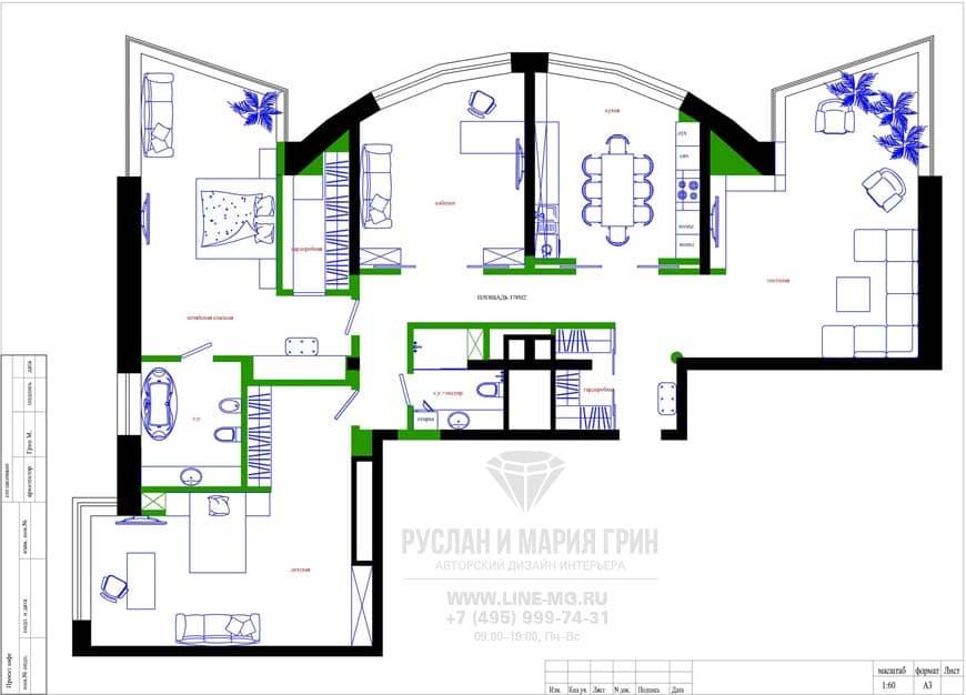 Квадратный метр дизайн комнаты для девочки