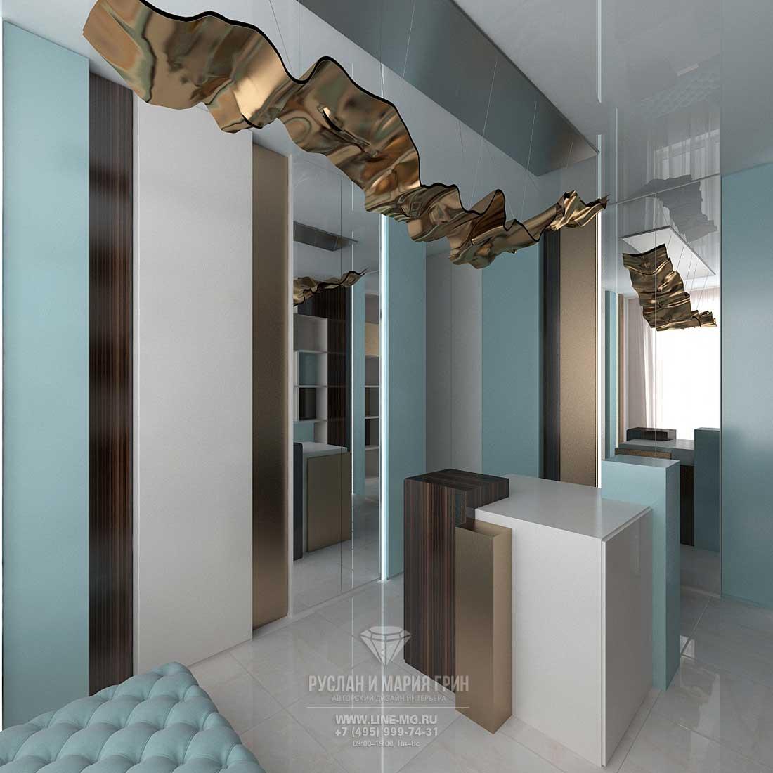 469Дизайн спальни с мансардой