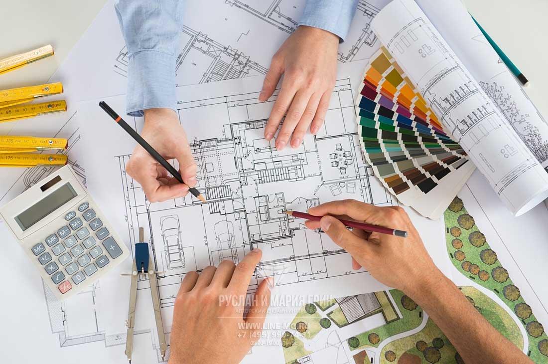 Цены на дизайн интерьера