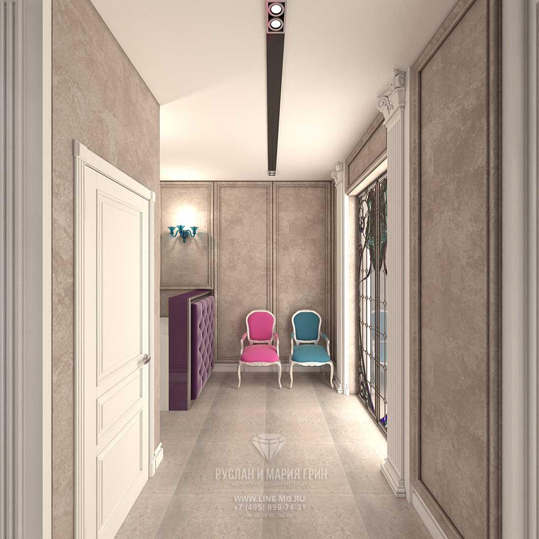 Идеи современного дизайна салона красоты