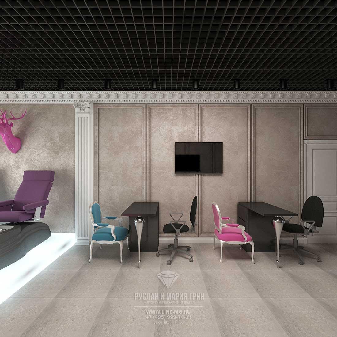 Идеи дизайна в современном стиле