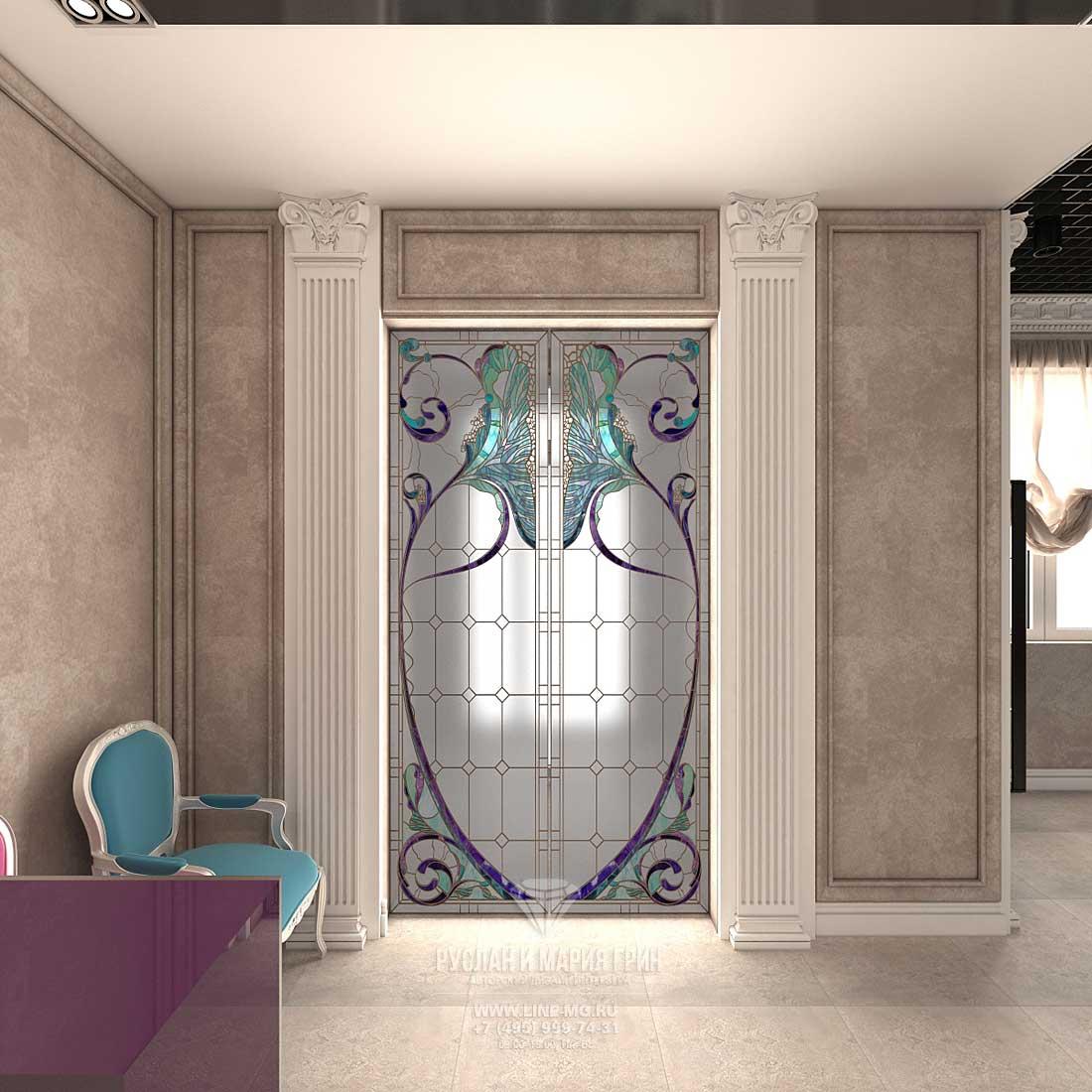 Дизайн салона красоты. Фото интерьера