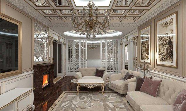 Дизайн дома в ЖК «Резиденция Рублево»