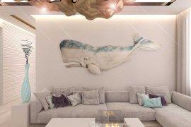 Дизайн современной квартиры в ЖК «Академ-Палас»