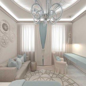 Дизайн детской в квартире