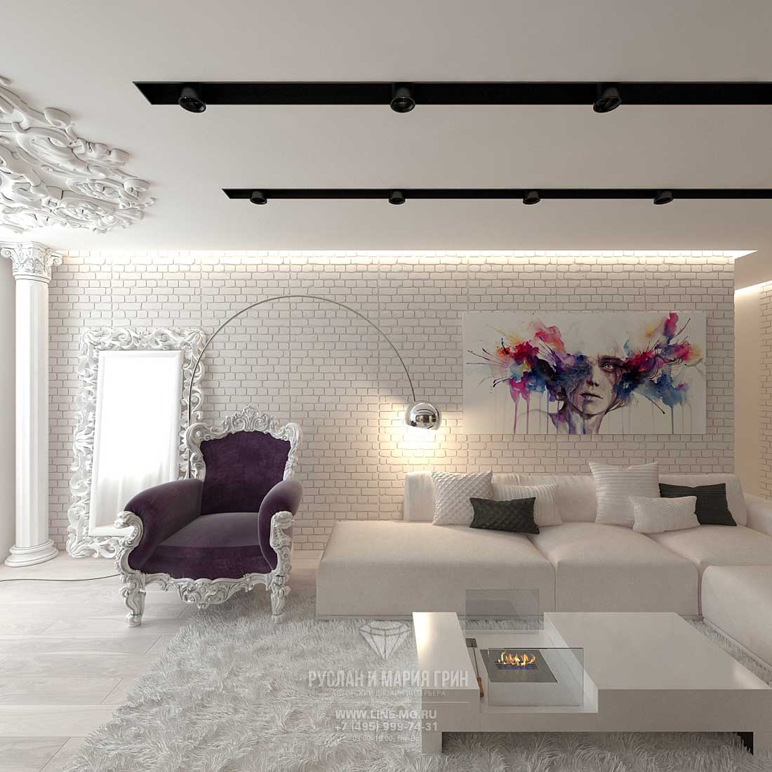 Дизайн квартир цена за метр