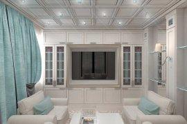 Дизайн 3-комнатной квартиры в ЖК «Лайнер»