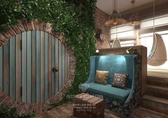 Дизайн детской комнаты для девочки в квартире