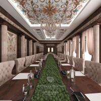Дизайн интерьера конференц-зала