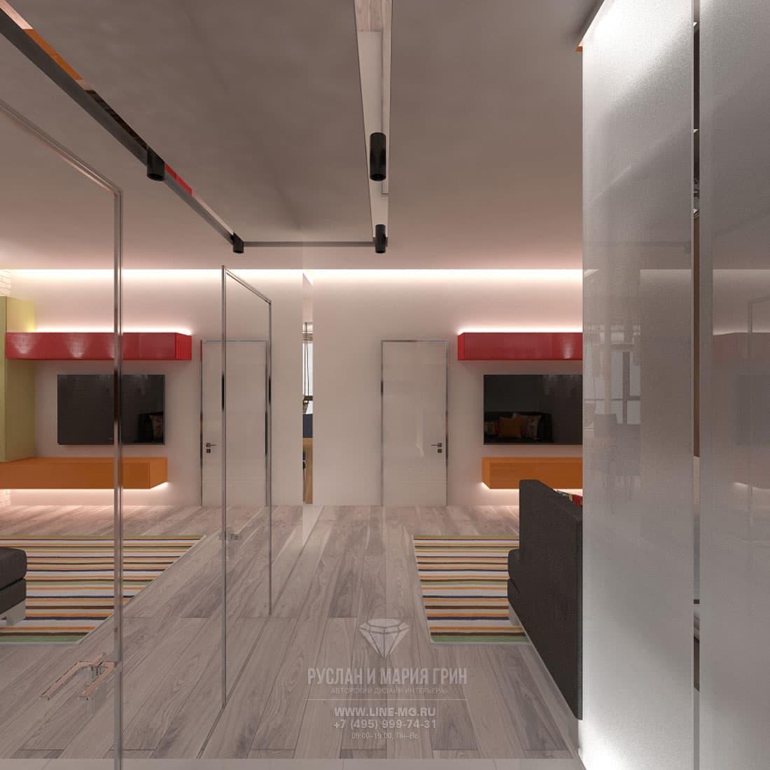 Дизайнерские приемы для визуального расширения пространства