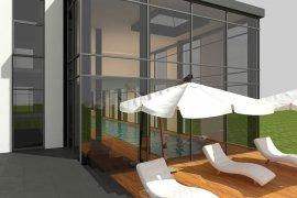 Residence facade design
