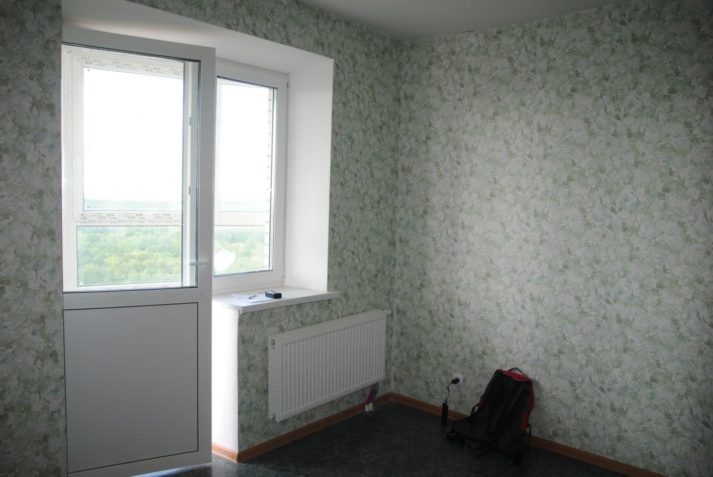 Недорогая квартира без ремонта
