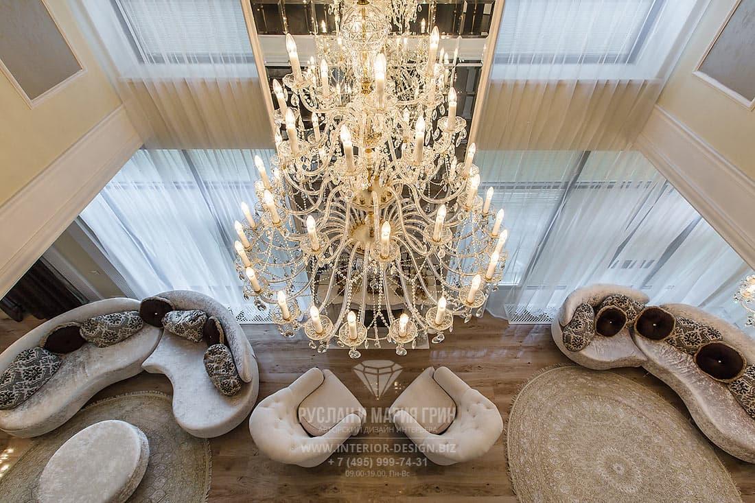 Дизайн частного дома в стилях классика, модерн и прованс