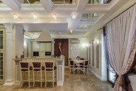 Modern Classic Kitchen Interior Design