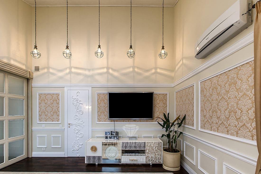Дизайн спальни в стилях классика, модерн и прованс