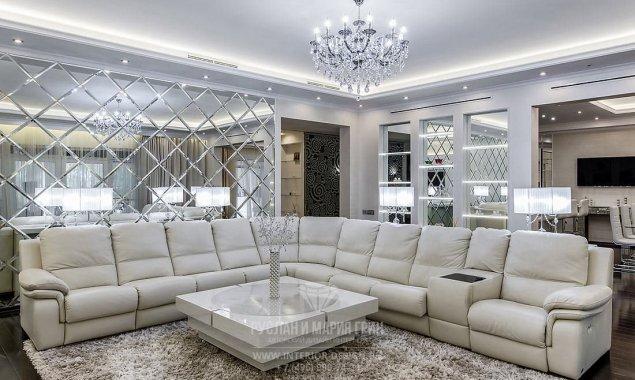 Дизайнерский ремонт дома в Заречье. Фото и цены