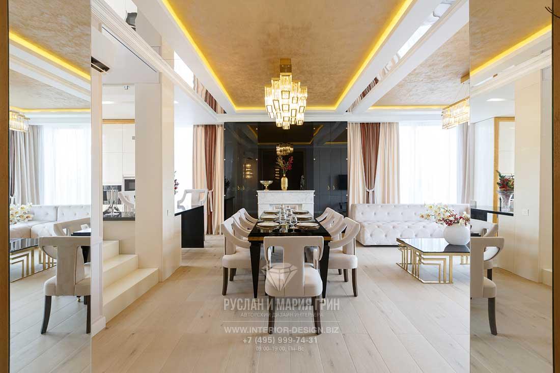 Дизайн дома в КП «Высокий берег»