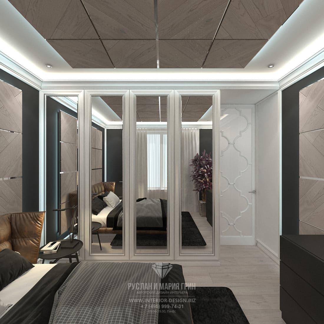 Современные тенденции дизайна спальни