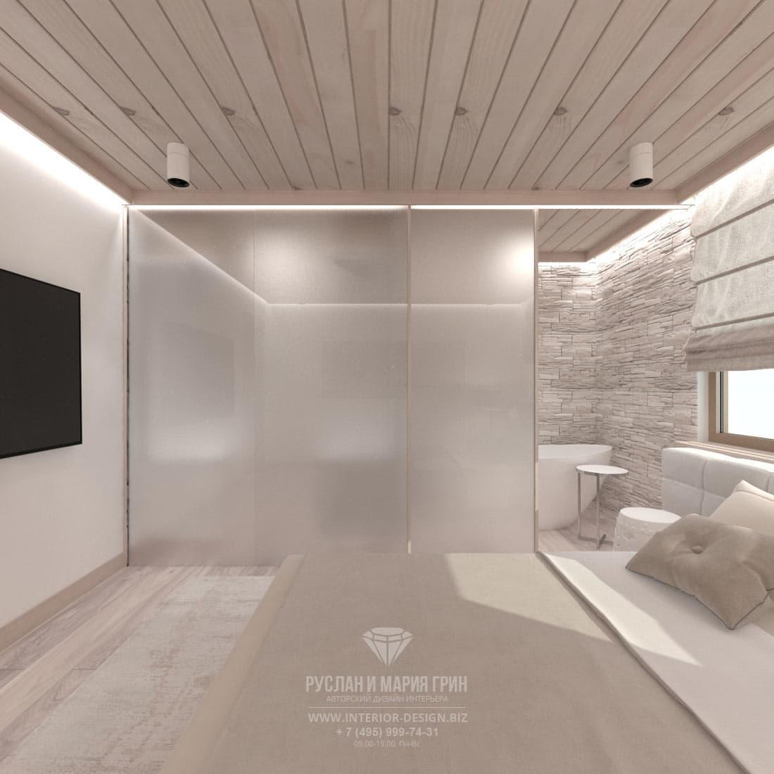 Дизайн светлой детской комнаты в доме в Швейцарии
