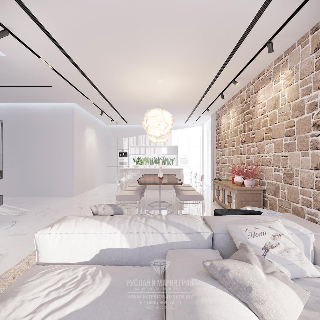 Интерьер квартиры в средиземноморском стиле