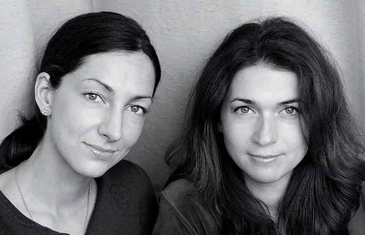Аля Гатенян и Екатерина Чайковская