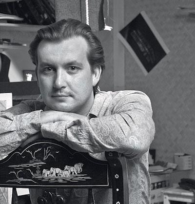 Дизайнер и архитектор Андрей Цыганков