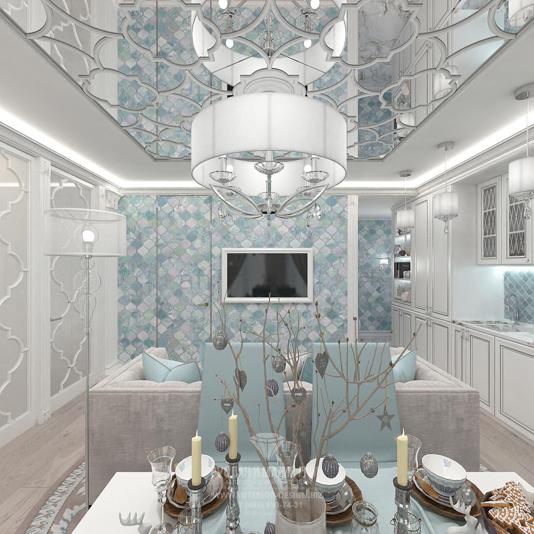 Дизайн квартиры 2019 в светлых тонах