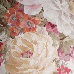 Ткань кантри в цветочек