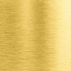Золото и латунь