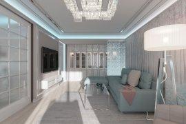 Interior Design of a Modern Apartment in Saint Petersburg
