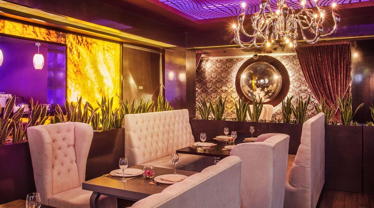 Дизайн интерьера ресторана Gianfranco. Фото