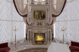 Дизайн дома в классическом стиле в КП «Ренессанс Парк»