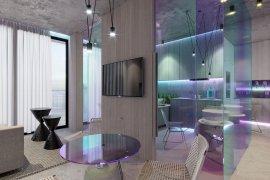 Дизайн маленькой квартиры в Монако