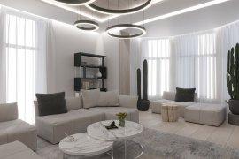 Современный дизайн квартиры в Москве